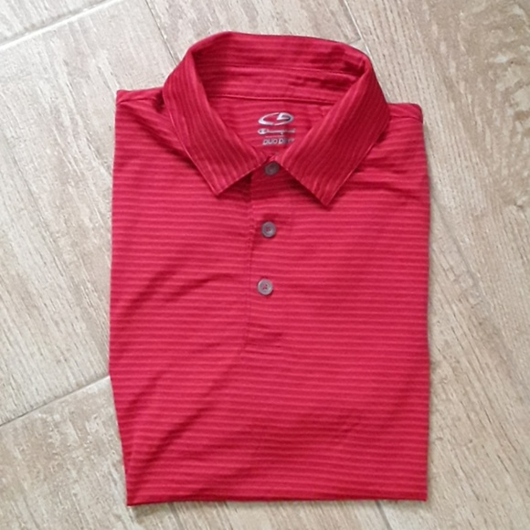 Champion Other - Champion mens  Duo Dry shirt Sz S